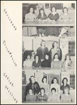 1961 Clyde High School Yearbook Page 80 & 81