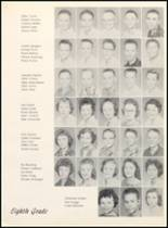 1961 Clyde High School Yearbook Page 86 & 87