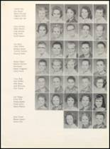 1961 Clyde High School Yearbook Page 88 & 89