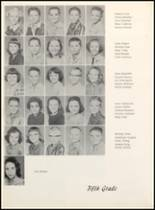 1961 Clyde High School Yearbook Page 92 & 93
