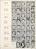 1961 Clyde High School Yearbook Page 94 & 95