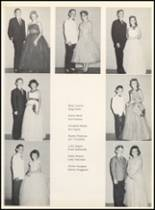 1961 Clyde High School Yearbook Page 102 & 103