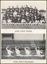 1961 Clyde High School Yearbook Page 104 & 105