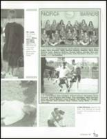 1996 Pacifica High School Yearbook Page 190 & 191