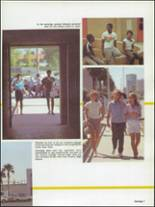 1985 Central High School Yearbook Page 10 & 11