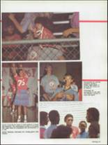 1985 Central High School Yearbook Page 18 & 19