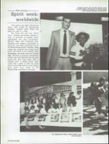1985 Central High School Yearbook Page 24 & 25