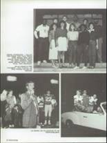 1985 Central High School Yearbook Page 26 & 27