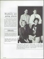 1985 Central High School Yearbook Page 36 & 37