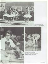 1985 Central High School Yearbook Page 48 & 49