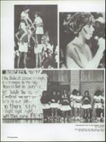 1985 Central High School Yearbook Page 50 & 51