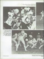 1985 Central High School Yearbook Page 58 & 59