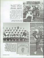 1985 Central High School Yearbook Page 62 & 63