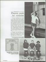 1985 Central High School Yearbook Page 72 & 73