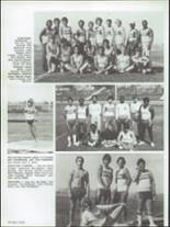 1985 Central High School Yearbook Page 84 & 85
