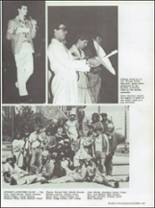 1985 Central High School Yearbook Page 106 & 107