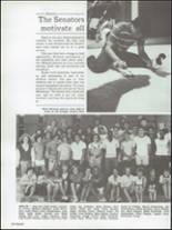 1985 Central High School Yearbook Page 108 & 109