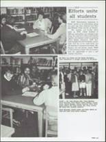 1985 Central High School Yearbook Page 116 & 117