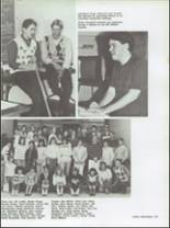 1985 Central High School Yearbook Page 118 & 119