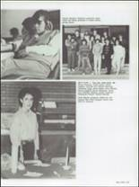1985 Central High School Yearbook Page 122 & 123