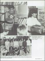1985 Central High School Yearbook Page 124 & 125