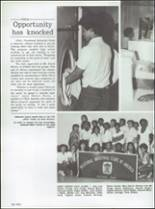 1985 Central High School Yearbook Page 146 & 147