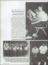 1985 Central High School Yearbook Page 152 & 153