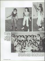 1985 Central High School Yearbook Page 156 & 157