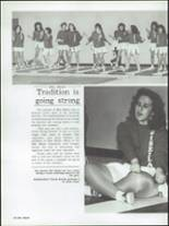 1985 Central High School Yearbook Page 160 & 161