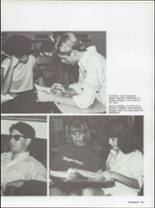 1985 Central High School Yearbook Page 164 & 165
