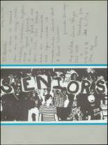 1985 Central High School Yearbook Page 168 & 169