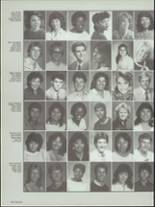 1985 Central High School Yearbook Page 172 & 173