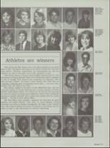 1985 Central High School Yearbook Page 174 & 175