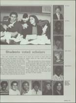 1985 Central High School Yearbook Page 178 & 179