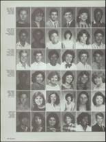 1985 Central High School Yearbook Page 184 & 185