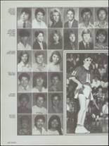 1985 Central High School Yearbook Page 186 & 187
