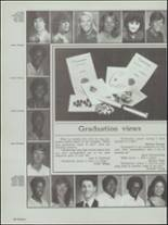 1985 Central High School Yearbook Page 192 & 193
