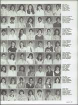 1985 Central High School Yearbook Page 196 & 197