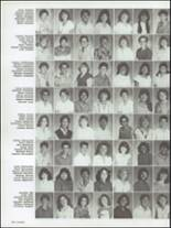 1985 Central High School Yearbook Page 198 & 199