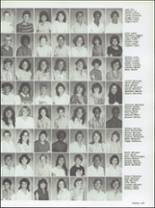 1985 Central High School Yearbook Page 200 & 201