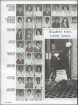 1985 Central High School Yearbook Page 204 & 205