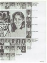 1985 Central High School Yearbook Page 206 & 207
