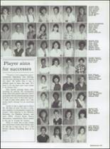 1985 Central High School Yearbook Page 214 & 215