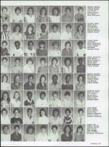 1985 Central High School Yearbook Page 220 & 221