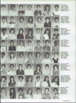 1985 Central High School Yearbook Page 224 & 225