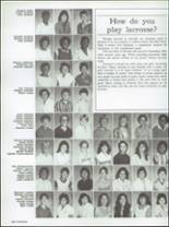 1985 Central High School Yearbook Page 226 & 227