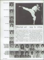 1985 Central High School Yearbook Page 228 & 229