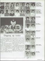 1985 Central High School Yearbook Page 230 & 231
