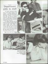 1985 Central High School Yearbook Page 242 & 243