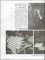 1985 Central High School Yearbook Page 244 & 245